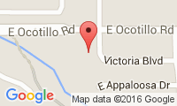 Queen Creek Veterinary Clinic Location