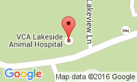 Vca Lakeside Animal Hospital Location
