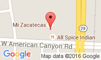 American Canyon Veterinary Hospital Location