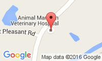 Animal Mansion Veterinary Hospital Location
