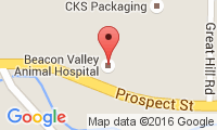Beacon Valley Animal Hospital Location