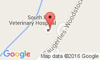 South Peak Veterinary Hospital Location