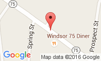 Windsor Animal Clinic Location