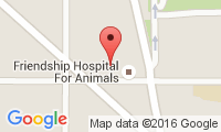 Friendship Hospital For Animals Location
