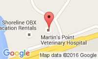 Martin's Point Veterinary Hospital Location