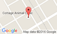 Cottage Animal Clinic Location