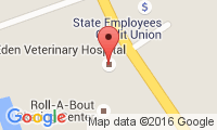 Eden Veterinary Hospital Location
