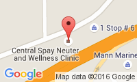 Central Spay Neuter And Wellness Clinic Location