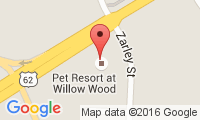 Willow Wood Animal Hospital Location