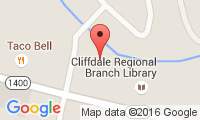 Cliffdale Animal Hospital Location