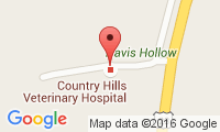 Country Hills Veterinary Hospital Location
