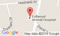 Fullwood Animal Hospital Location