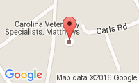 Carolina Veterinary Specialists, Matthews Location