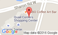 Quail Hollow Veterinary Hospital Location