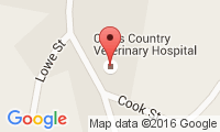 Cross Country Veterinary Hospital Location