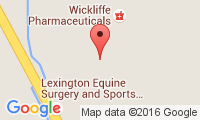 Lexington Equine Surgery And Sports Medicine Location