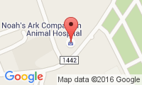 Noah's Ark Companion Animal Location