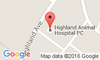 Highland Animal Hospital Location
