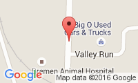 Bremen Animal Hospital Location