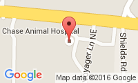 Chase Animal Hospital Location