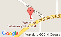 Westside Veterinary Hospital Location