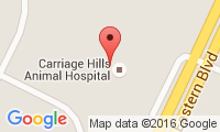 Carriage Hills Animal Hospital & Pet Resort Location
