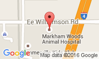 Markham Woods Animal Hospital - Tamara M Pentek Location