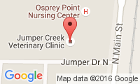 Jumper Creek Vet Clinic Location