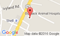 Outback Animal Hospital Location