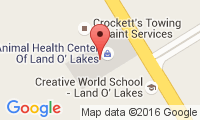 Animal Health Center Of Land O Lakes Location