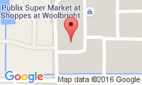 Woolbright Veterinary Clinic Location