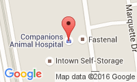 Companions Animal Hospital Location