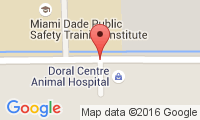 Doral Centre Animal Clinic Location