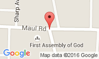 Maul Road Animal Clinic Location