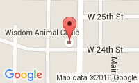 Wisdom Animal Clinic Location