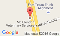 Mc Clendon Veterinary Service - Sonya Mc Clendon D Location