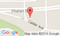 Calder Animal Clinic Location