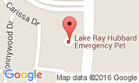 Lake Ray Hubbard Emergency Pet Care Center Location