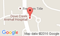 Dove Creek Animal Hospital Location