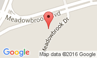 Meadowbrook Corners Animal Clinic Location