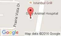 Gulley Animal Hospital Location