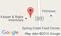 Kasper & Rigby Veterinary Location
