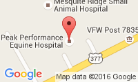 Equine Medical Center Location
