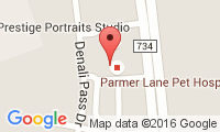 Parmer Lane Pet Hospital Location