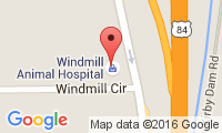 Windmill Animal Hospital Location