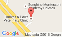 Hooves & Paws Veterinary Clinic Location