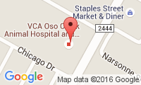 Vca Oso Creek Animal Hospital And Emergency Center Location