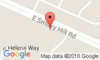 Smokey Hill Veterinary Clinic Location