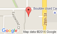North Boulder Companion Animal Hospital Location