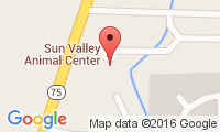 Sun Valley Animal Center Location